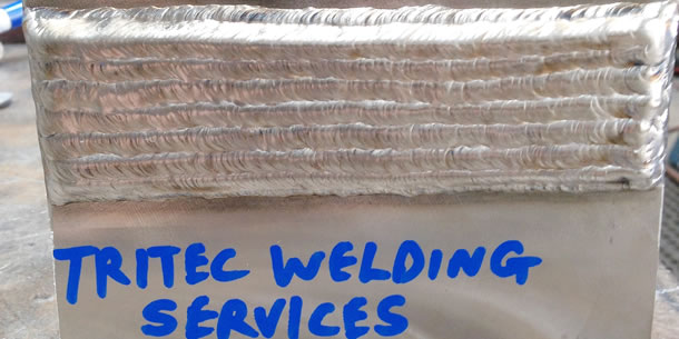 Welding Procedure Developments